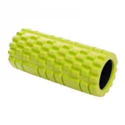 Wałek Roller Do Ćwiczeń Zielony Eb Fit