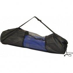 Mata do jogi 5mm niebieska z torbą Eb Fit
