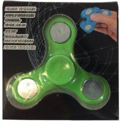 Fidget Spinner 31G Green