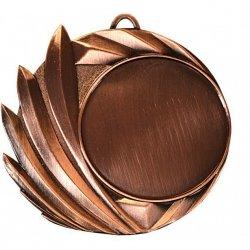 Medal 80 mm brązowy ogólny z miejscem na emblemat MD4070/B