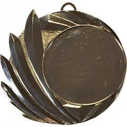Medal 80mm srebrny ogólny z miejscem na emblemat MD4070/S
