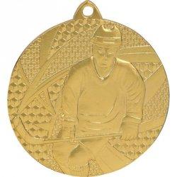 Medal Złoty- Hokej - Medal Stalowy