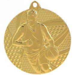 Medal Złoty- Koszykówka
