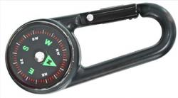 Karabińczyk kompas, brelok, zawieszka