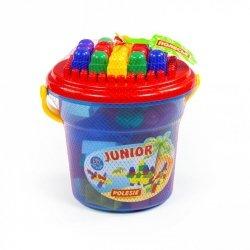 Wader QT Klocki Junior - 57 elementów