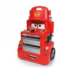 Smoby Warsztat Cars 3 wózek Mac Truck
