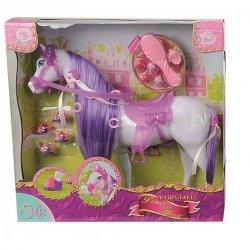 SIMBA Koń Królewski Steffi z Fioletową Grzywą