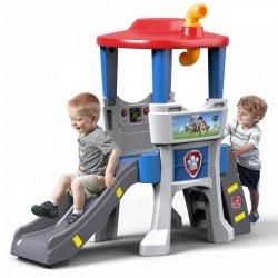 Step2 Plac Zabaw ze Zjeżdżalnia Psi Patrol Wieża z Peryskopem
