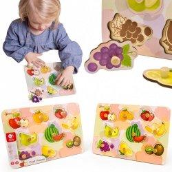 Układanka Puzzle Pinezkowe Owoce Classic World