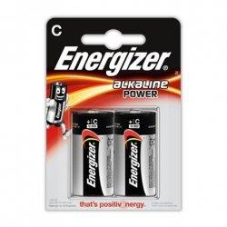 Energizer C/LR14, Alkaline Power, 2 pc(s)