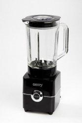 Blender Camry Black, 500 W, Glass, 1.5 L, Ice crushing,