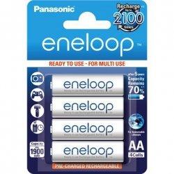Panasonic eneloop AA/HR6, 1900 mAh, Rechargeable Batteries Ni-MH, 4 pc(s)