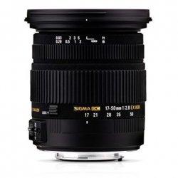 Sigma EX 17-50mm F2.8 DC (OS)* HSM Pentax