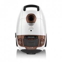 ETA Vacuum cleaner ETA349290000 Bagged, White/ Brown, 700 W, 4 L, A, A, D, A, 69 dB, HEPA filtration system,