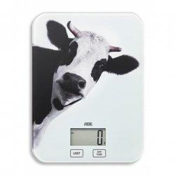 ADE Kitchen Scale KE 1603 INKA Maximum weight (capacity) 5 kg, Graduation 1 g, Display type LCD, Cow print