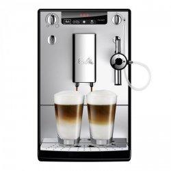 Melitta Solo Perfect Milk Coffee Maker E957-103 Pump pressure 15 bar, Built-in milk frother, Fully automatic, 1400 W, Black/Silv