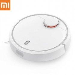 Xiaomi Vacuum cleaner Mi Robot Bagless, White, 55 W, 0.42 L, 150 min, Cordless