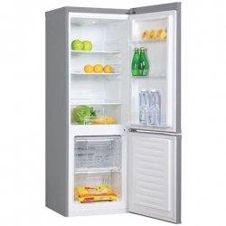 Candy Refrigerator CMFM 5142S Free standing, Combi, Height 144 cm, A+, Fridge net capacity 119 L, Freezer net capacity 42 L, 4
