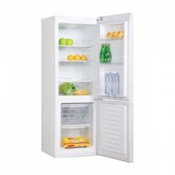 Candy Refrigerator CMFM 5142W Free standing, Combi, Height 144 cm, A+, Fridge net capacity 119 L, Freezer net capacity 42 L, 42