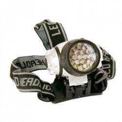 Arcas Headlight 19 LED 4 light functions