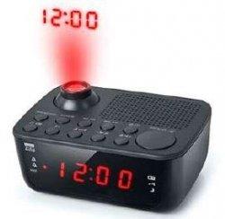 Muse CR138 Projectiion Clock Radio