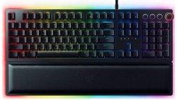 Razer BlackWidow Elite, Wired, UNordic, Mechanical Gaming Keyboard (Green Switch), RGB LED light Yes, USB, Black