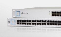 Ubiqui Ubiquiti Unifi Switch US-48-500W PoE 802.3 af/at/passive, Managed, Rack mountable, 1 Gbps (RJ-45) ports quantity 48, SFP