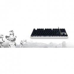Razer BlackWidow Lite Silent Mechanical Keyboard, Orange Switch