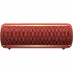Sony SRS-XB22R Portable Bluetooth Speaker, Red Sony  Portable Extra Bass Wireless Speaker Sony SRS-XB22 Wireless Speaker - Red