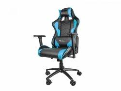Genesis Gaming chair Nitro 880, NFG-0786, Black- blue