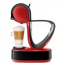Delonghi Coffee maker EDG 260.R Pump pressure 15 bar, Capsule coffee machine, 1470 W, Red