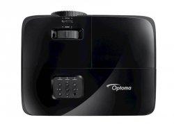 Optoma DS315e SVGA (800x600), 3600 ANSI lumens, Black