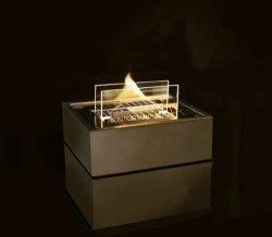 Tenderflame Burner 90 Diameter 16 cm, 7 cm, 500 ml, 5 hours, Black