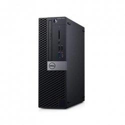 Dell OptiPlex 5070 Desktop, SFF, Intel Core i5, i5-9500, Internal memory 16 GB, DDR4, SSD 256 GB, Intel HD, 8x DVD+/-RW 9.5mm Op