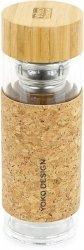 Yoko Design Tea cup Cork, Capacity 0.35 L, Diameter 8 cm,