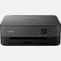 Canon PIXMA TS5350 EUR BLACK 3773C006 Colour, Inkjet, Multifunction Printer, A4, Wi-Fi, Black