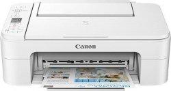 Canon PIXMA TS3351 3771C026 Colour, Inkjet, Multifunction Printer, A4, Wi-Fi, White