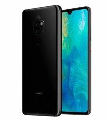 Huawei Mate 20 Black, 6.53 , IPS LCD, 1080 x 2244 pixels, HiSilicon Kirin, 980, Internal RAM 4 GB, 128 GB, microSD, Single SIM,