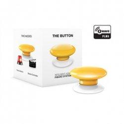 Fibaro The Button Z-Wave, Yellow