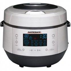 Multicook Plus Gastroback 42526 Black, White, 950 W, 5 L