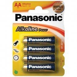 Panasonic LR6 4-BL Panasonic Alkaline Power AA/LR6, Alkaline, 4 pc(s)