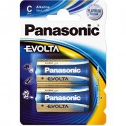 Panasonic Evolta C C/LR14, Alkaline, 2 pc(s)