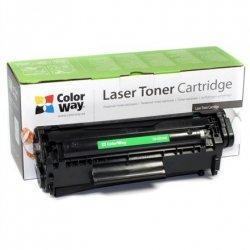 ColorWay Toner Cartridge, Black, Canon 703/FX9/FX10; HP Q2612A