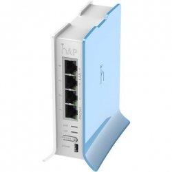 MikroTik RB941-2nD-TC hAP Lite Access Point Wi-Fi, 802.11b/g/n, 2.4 GHz, Web-based management,