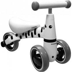Rowerek Biegowy Jeździk Enero Biały Zebra
