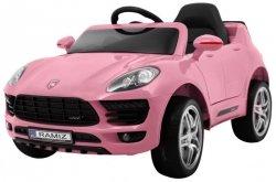 Pojazd Turbo-S Różowy