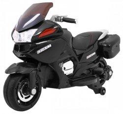 Motorek Ścigacz Czarny