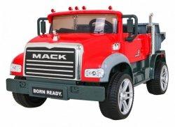 Pojazd Ciężarówka MACK Czerwona