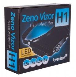Lupa nagłowna Levenhuk Zeno Vizor H1 #M1
