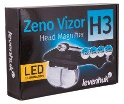 Lupa nagłowna Levenhuk Zeno Vizor H3 #M1